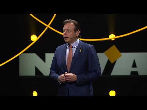 """Nieuwjaarstoespraak Bart De Wever: """"We bouwen samen verder aan ons Vlaams huis"""""""