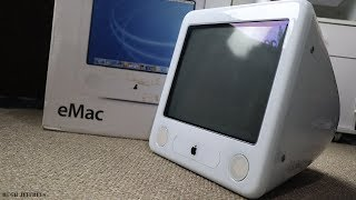 $50 Boxed eMac! Unboxing and Repairs