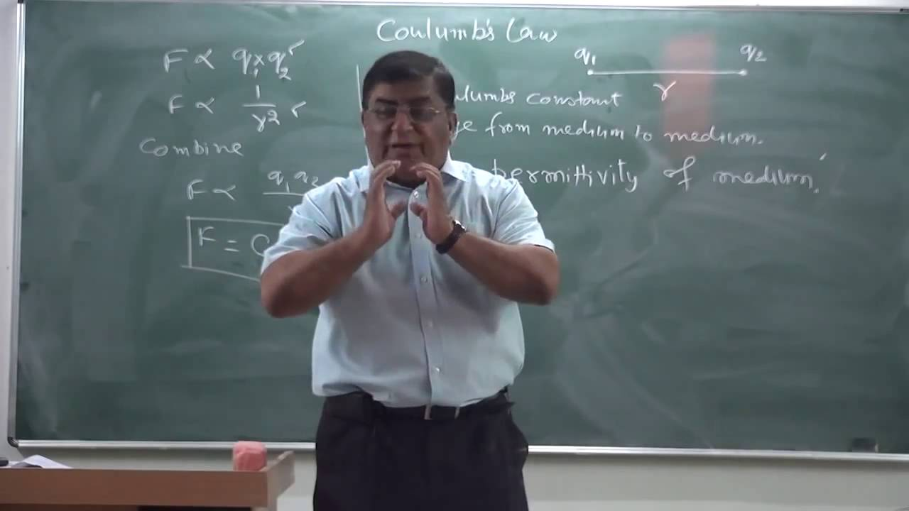 004 physics pradeep kshetrapal xii 1 04 electrostatics coulomb s law part 12014