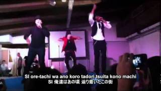 日本人たち : これはK-POPのコンテストです。でも僕たちはJ-POPの歌を歌...