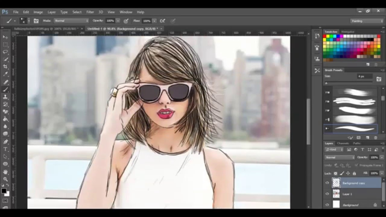How To Draw On Photoshop Without A Tablet