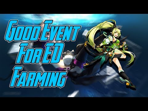 [VoidElsword] The event is good for farming ED?