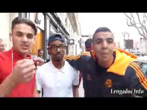 L'autre visage des antifa à Béziers ( opposants à Robert Ménard )