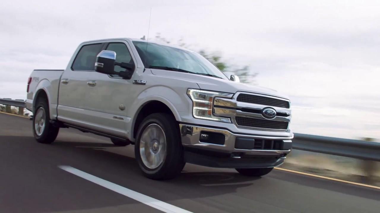 Ford F 150 Z Silnikiem Diesla Youtube