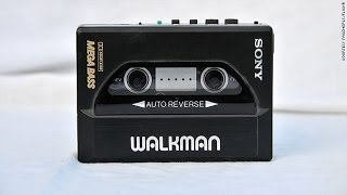 Mp3 Player - The Story Behind The Invention of Walkman & Its Features