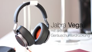 Jabra Vega Over-Ear mit aktiver Geräuschunterdrückung