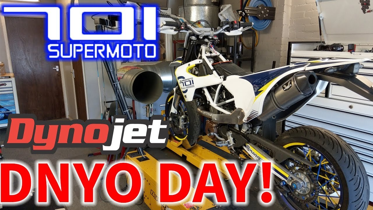 husqvarna 701 dyno tuning and results new tekmo header. Black Bedroom Furniture Sets. Home Design Ideas