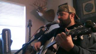 hank williams jr dinosaur acoustic cover