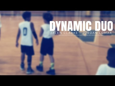 Young Dynamic Duo: Jalen Clarke And Jordan Lomax Break Ankles On The Regular