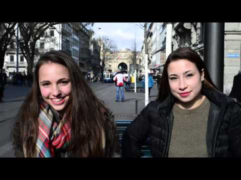 What do Swiss people think about Americans?