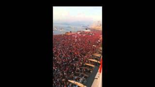29 Ekim İzmir Gündoğdu Meydanı Andımız Hepar!