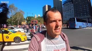 NYvlog:#2 Магазин Apple, небоскреб Трампа в Нью-Йорке