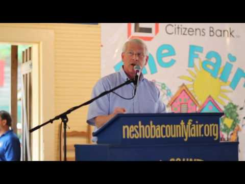 Senator Roger Wicker Speaking At Neshoba County Fair 2016 l Roger Wicker For Senate