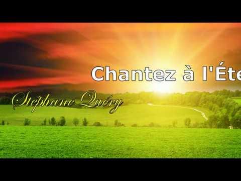 Chantez à l'Éternel - Stéphane Quéry