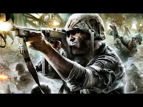 MY OWN CALL OF DUTY GAME!