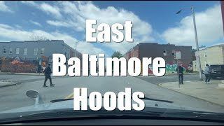 Driving Tour Baltimore Maryland Most Dangerous Hoods |  THE GREATEST CITY IN AMERICA (Narrated)