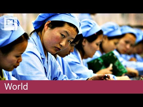 China wage growth is soaring | World
