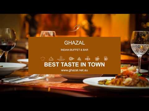 Ghazal Indian Buffet & Bar - Indian Restaurant In Melbourne