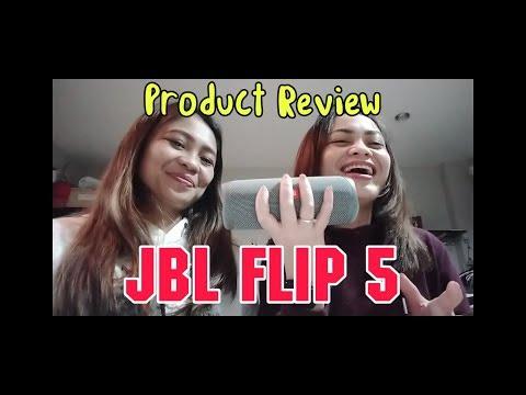 FLIP 5 JBL SPEAKER REVIEW