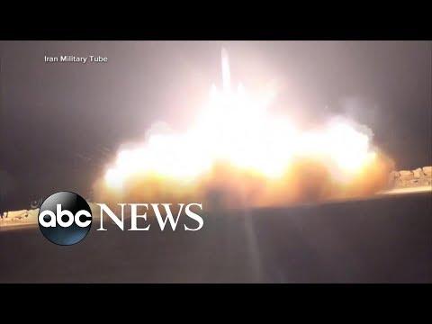 Iran's president calls missile attack a warning to Saudis | ABC News