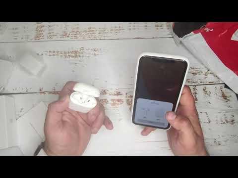 Навушники Apple AirPods with Charging Case (MV7N2) (2-е покоління)