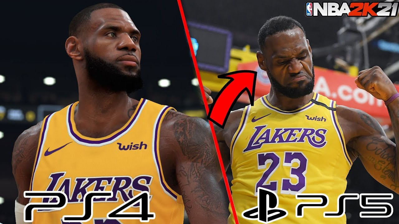 Nba 2k21 Next Gen To Have Huge Visual Graphics Gameplay Changes Nba 2k21 On Ps4 Xbox Series X Youtube