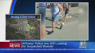 Gilroy Garlic Festival Shooting: Police Say 3 Dead, 12 Injured