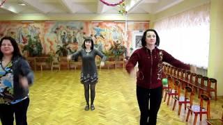 Обучение детей танцам с 4-х лет. Курсы.