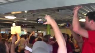 Dunblane watches Andy Murray win Wimbledon