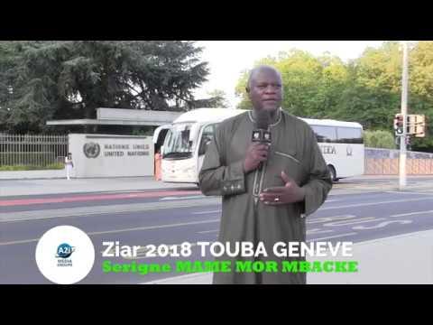 Ziar 2018 TOUBA GENEVE