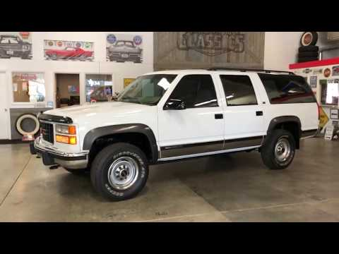 1994 GMC Suburban 2500 454 Big Block