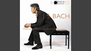 Concerto in C major, after unknown, BWV 977: Adagio