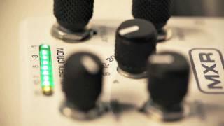 MXR Bass Compressor: Darryl