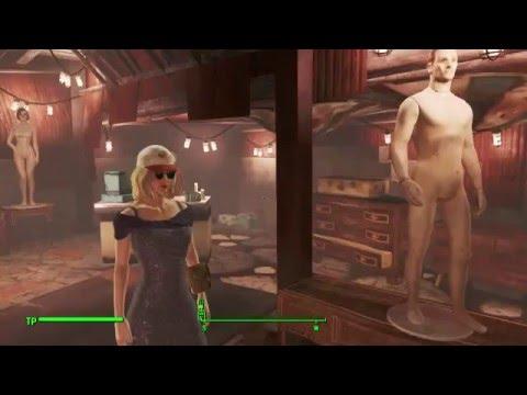 Fallout 4 paillettenkleid