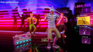 Dance Central 3   Cupid Shuffle