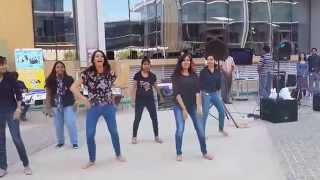 Dance Basanti @ Cisco Cafe Launch