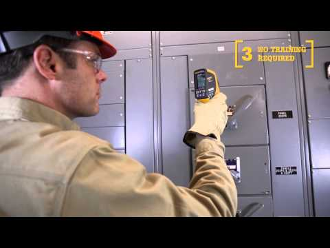 See How With Fluke Visual IR Thermometers Detect Issues Instantly