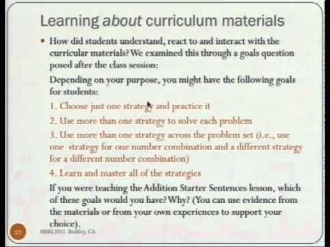 Developing Preservice Elementary Mathematics Teachers' Knowledge Bases