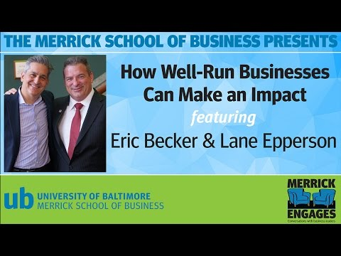 UB Merrick Engages with Eric Becker and Lane Epperson