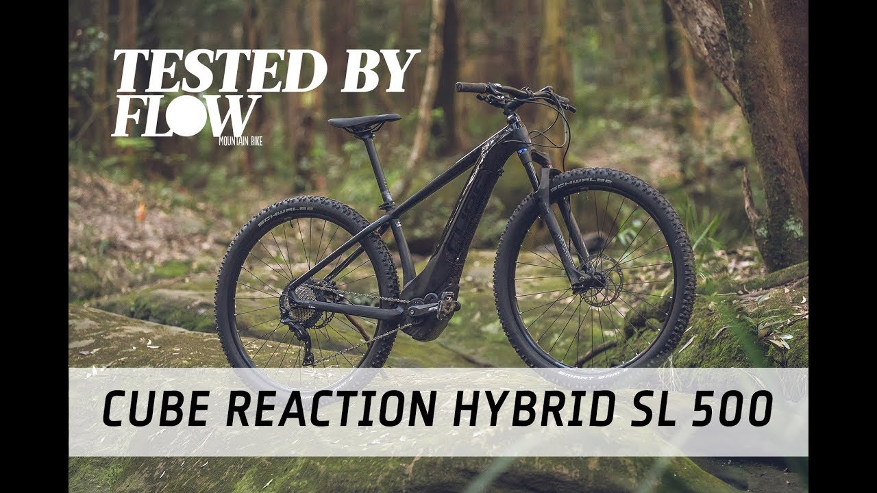 8a6004930fc Tested  Cube Reaction Hybrid SL 500 Review - Flow Mountain Bike ...