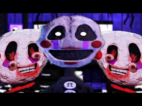 THE KILLER REVEALED! | Five Nights in Space: Poopet Location ENDING (Five Nights at Freddys)