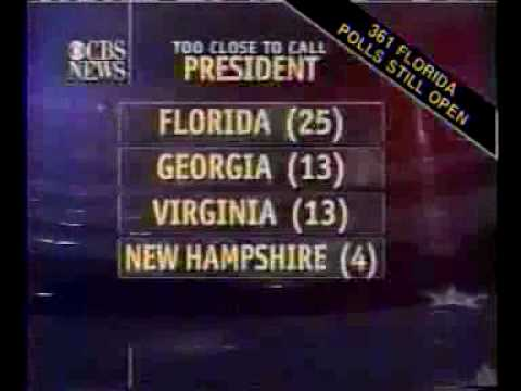 Election 2000: What Really Happened In Florida (Part 1)