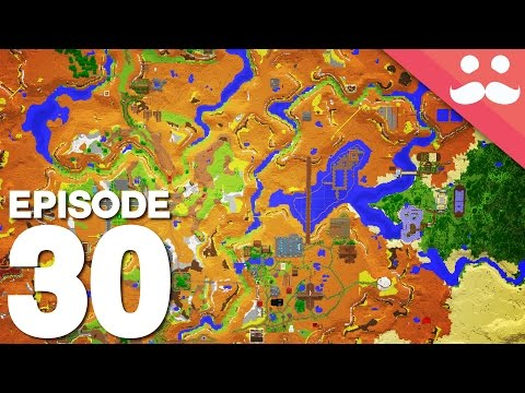 Hermitcraft 4: Episode 30 - This Server is...