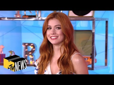 Katherine McNamara Sees How Well She Knows Her 'Shadowhunters' CoStars  TRL