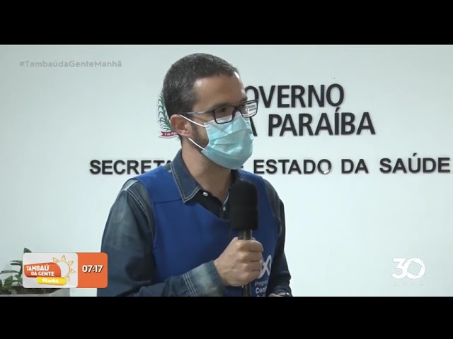 Dose única: Paraíba vai receber 52,6 mil doses da vacina da Janssen -Tambaú da Gente Manhã