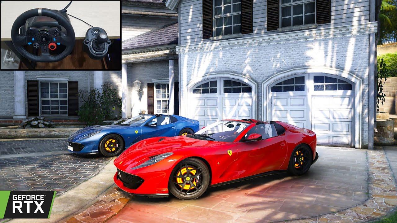 GTA 5 - 2018 Ferrari 812 GTS