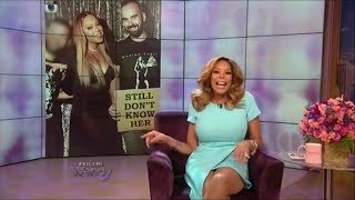 Wendy Williams talking about Mariah Carey