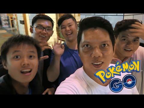 🔥 POKEMON TRAINER BERTEBARAN !! - #8 Pokemon GO Indonesia -
