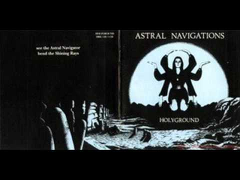Astral Navigations - the Astral Navigator Yesterday. 1971, Bill Nelson, Guitar.