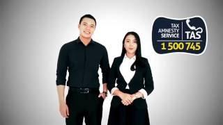 Indonesia Tax Amnesty INSTRUKSIONAL Amnesti Pajak Indonesia